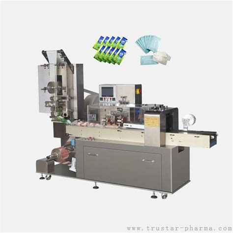 china automatic wet wipes packing machine suppliers manufacturers factory  price