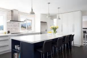 chrome kitchen island navy island kitchen traditional with blue and white