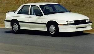NoMaD sOuL 1989 Chevrolet Corsica Specs, Photos