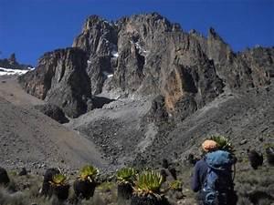 Climbing Mount Kenya, Hiking route prices, Trek gears ...