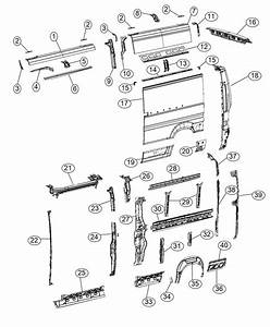 2014 Ram Promaster Fuse Box Diagram