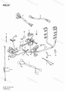 Suzuki Outboard Parts By Model Df 115 Oem Parts Diagram For Harness