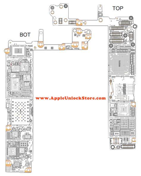 appleunlockstore service manuals iphone  circuit