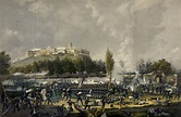 Battle of Chapultepec   Summary   Britannica