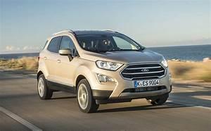 Ford Ecosport Essai : premier essai ford ecosport 2018 fontaine de jouvence l 39 automobile magazine ~ Medecine-chirurgie-esthetiques.com Avis de Voitures