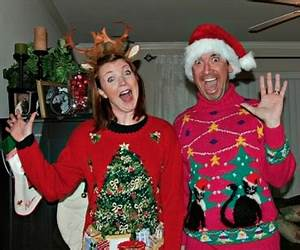 Party Simplicity Hosting an Ugly Christmas Sweater Party