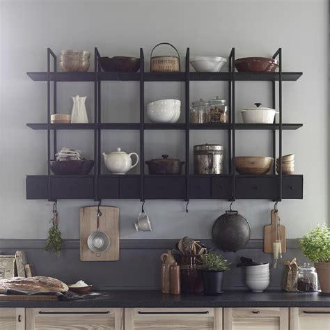 etagere cuisine murale etagere pour cuisine moderne chaios com