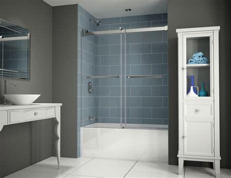 fleurco gemini bypass shower doors creative mirror showers