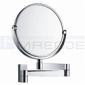 Kosmetikspiegel 5 Fach : design edelstahl wand kosmetikspiegel 5 fach ~ Watch28wear.com Haus und Dekorationen