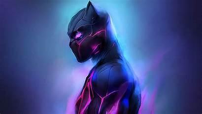 Panther Wallpapers Artwork 4k Marvel Suit Comics