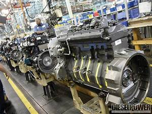 Building The Legendary Navistar Dt466