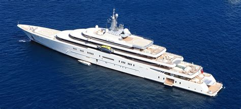 The 5 Most Expensive Luxury Yachts In The World