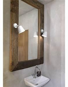 Appliques Murales Salle De Bain : applique murale salle de bain blanche ou grise orientable gu10 125mm myplanetled ~ Melissatoandfro.com Idées de Décoration