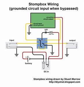How To Wire Up A Stomp Box    Effects Pedal