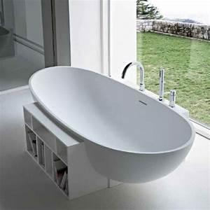 Baignoire Pour Deux : la baignoire ovale les meilleurs id es pour votre salle ~ Premium-room.com Idées de Décoration