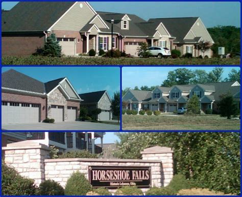 horseshoe falls condos for sale lebanon ohio 45036