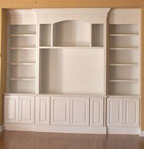 built in bookshelf design plans » woodworktips