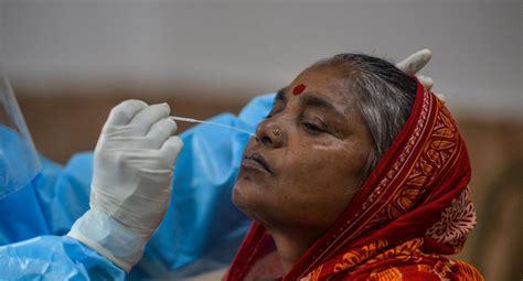La India en camino a su punto más crítico de la crisis del ...