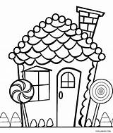 Candy Coloring Pages Printable Gingerbread Results sketch template