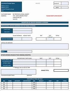 sample contractor invoice template hardhostinfo With construction invoice excel