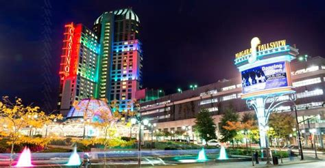 Fallsview Casino  Marriott Niagara Falls Hotel