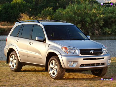 2005 Toyota Rav 4 by 2005 Toyota Rav 4 Ii Pictures Information And Specs