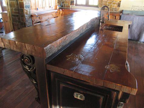 woodform concrete traditional kitchen countertops