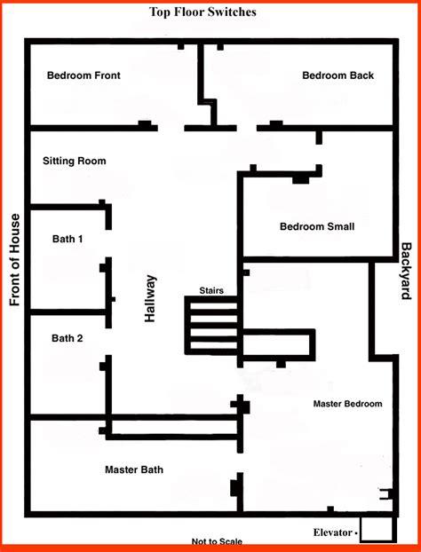 Printable Basic Electrical Wiring Diagram Garage by Circuit Breaker Panel Labeling Organization Circuit