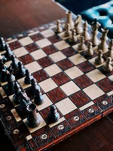 Chess, Notations
