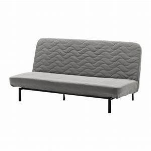 Nyhamn canape lit avec matelas en mousse knisa gris for Stickers chambre enfant avec matelas clic clac mousse
