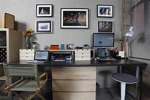 Home Office : reworking the home office with a dash of ikea lifehacker australia ~ Watch28wear.com Haus und Dekorationen