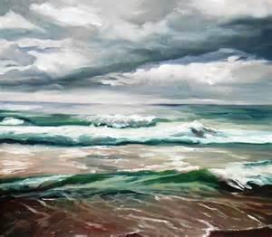 sylt sylt strand himmel welle von traumbild bei kunstnet