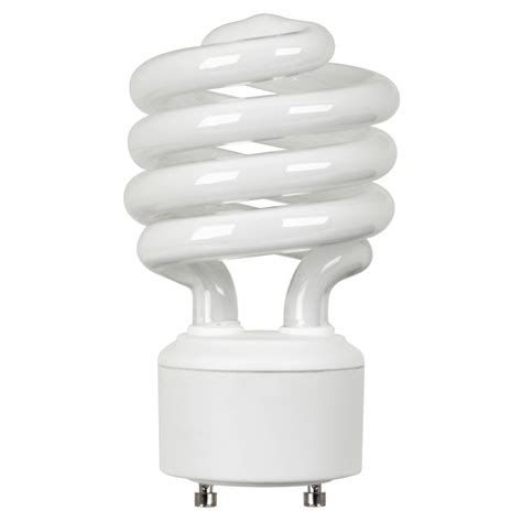 shop utilitech 100 w equivalent soft white spiral cfl