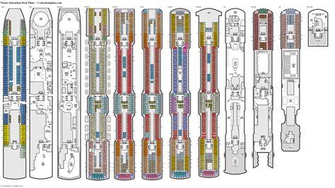 nieuw statendam deck plans diagrams pictures