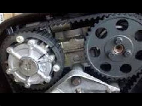 volvo   vvt gear replacement youtube