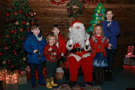win a family ticket to the santa spectacular at willows