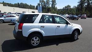 2002 Saturn Vue  White - Stock  6103b - Walk Around