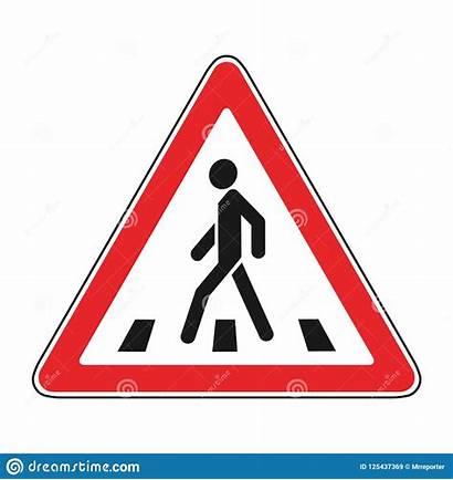 Crosswalk Roadsigns
