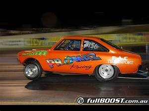 Promaz Mazda R100 drag car - YouTube