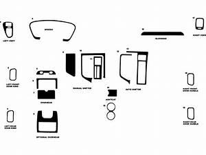 1998 Infiniti Qx4 Dash Kits