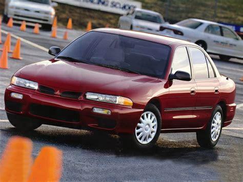 Mitsubishi Galant 1998 by 1998 Mitsubishi Galant Overview Cars