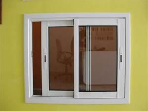 la pose dune fenetre coulissante par un professionnel With porte de garage coulissante avec pose d une porte fenetre pvc