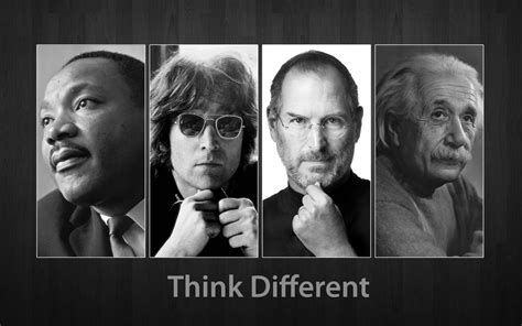 Think Different Wallpapers | HD Wallpapers | ID #10478