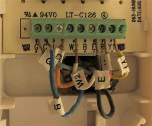Honeywell Rth6500 Wifi Thermostat Wiring Questions For A