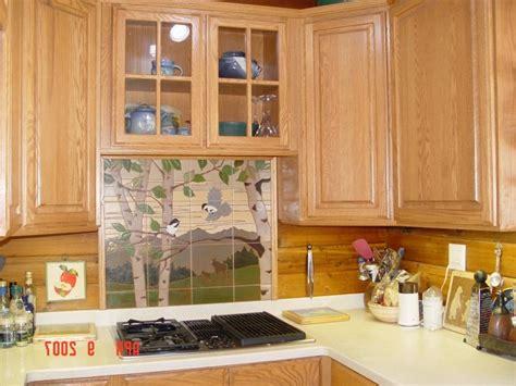 Washable Wallpaper For Kitchen Backsplash Kitchen Backsplash Wallpaper Photo