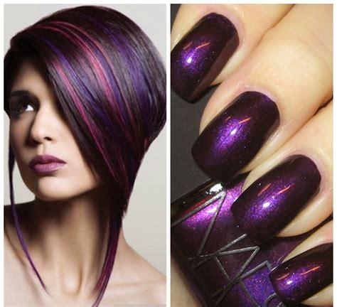 Purple Hair Color Ideas Shades Of Purple Hair Fashion