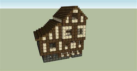 maison minecraft moyen age culture et d 233 couverte histoire minecraft