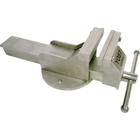 Stainless Steel Bench Vise  Bench Vises Northern Tool