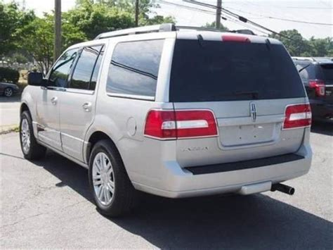 automobile air conditioning service 2007 lincoln navigator l lane departure warning sell used 2007 lincoln navigator clean carfax no accid in wilmington north carolina