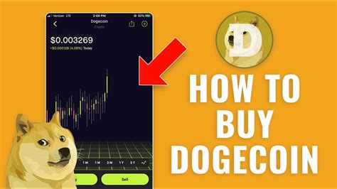 How To Purchase Dogecoin Youtube